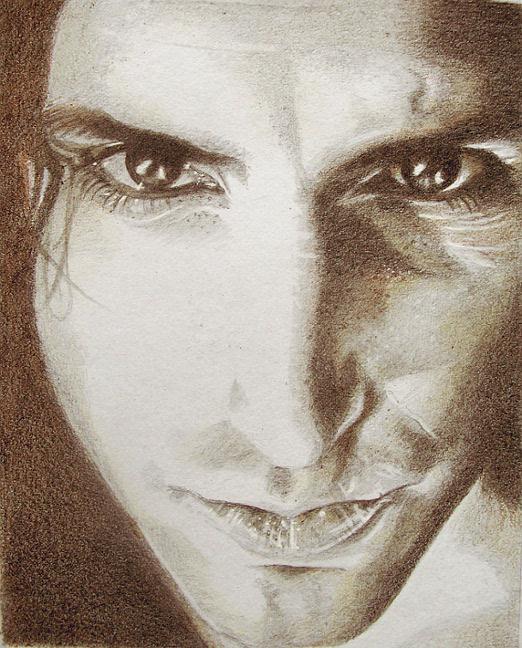 Trent Reznor by frailita